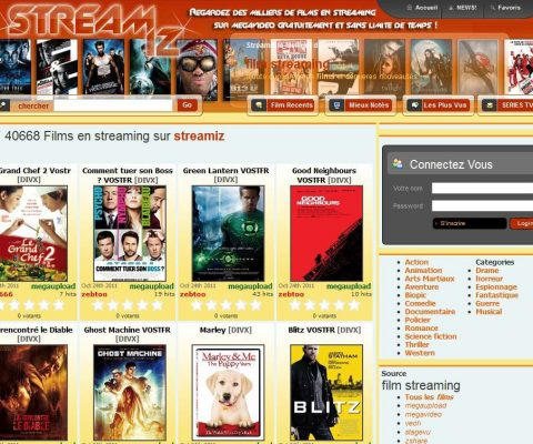 France: 83 millions d'euros d'amende pour l'administrateur d'un site de streaming illégal!