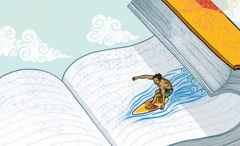 Rude VC's Summer reading list 2013