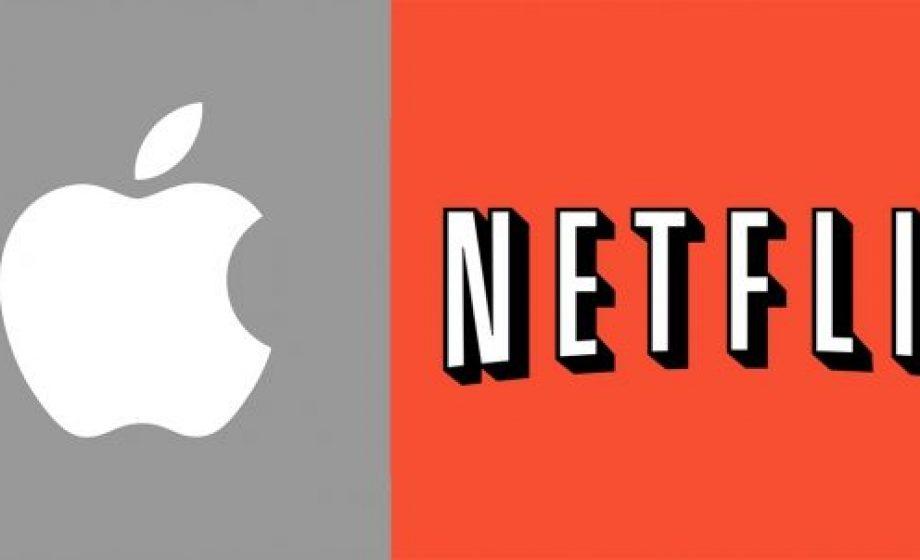 SVOD: comment Apple veut concurrencer Netflix