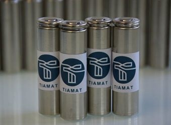 Tiamat, une start-up française, promet une batterie révolutionnaire pour 2020