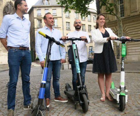 Trottinettes électriques: Bird perd la bataille de Paris