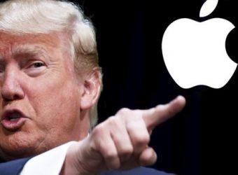 La réplique de Trump à Apple: «fabriquez vos produits aux USA!»