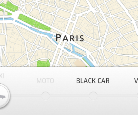 Uber Taxi in Paris: an Uber for the price of a taxi, or a Taxi for the price of an Uber?