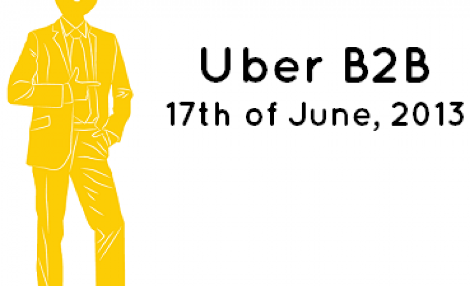Uber B2B, bringing together the best of Europe's B2B ecosystem in Berlin on June 17th