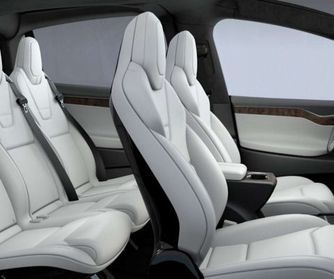 Tesla renonce aux sièges en cuir pour proposer une voiture «végane»