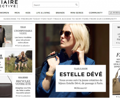 Condé Nast invests $20 Million in Vestiaire Collective's Luxury Resale Site