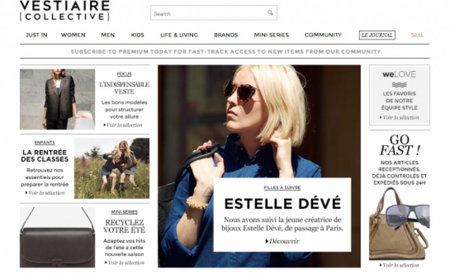 Condé Nast invests $20 Million in Vestiaire Collective's Luxury Resale Site