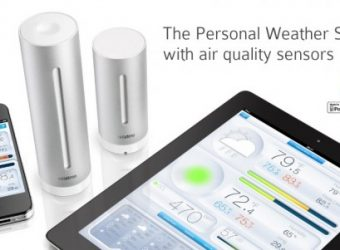 Internet of Things startup Netatmo raised 4.5M€ for its connected weather station
