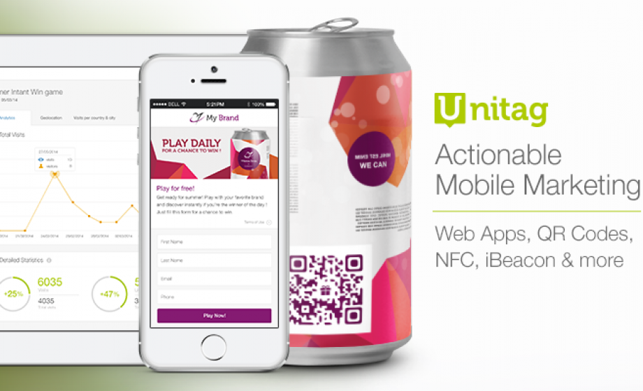 [Interview] Unitag CEO and Cofounder Alexis Laporte discusses how they deliver smarter, more actionable mobile marketing