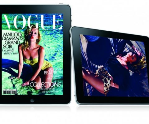 Five reasons why the Vogue Paris iPad app sucks