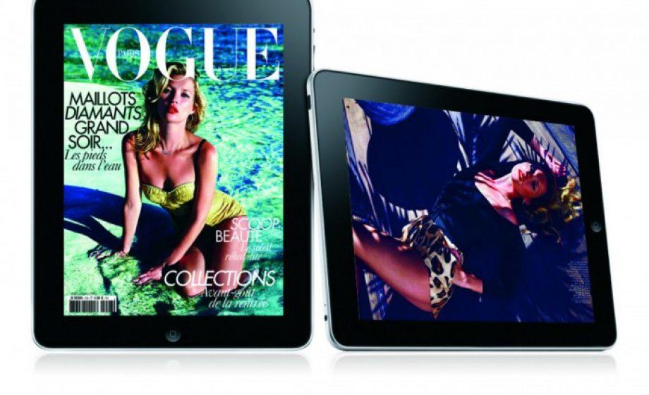 Five reasons why the Vogue Paris iPad app sucks