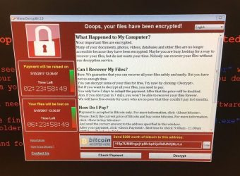 Le point sur l'attaque mondiale Wannacry