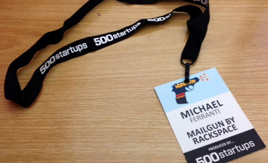 500 Startups' Warmgun conference recap: we're all designers