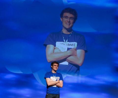 Cofounder Paddy Cosgrave discusses what makes the Dublin Web Summit special