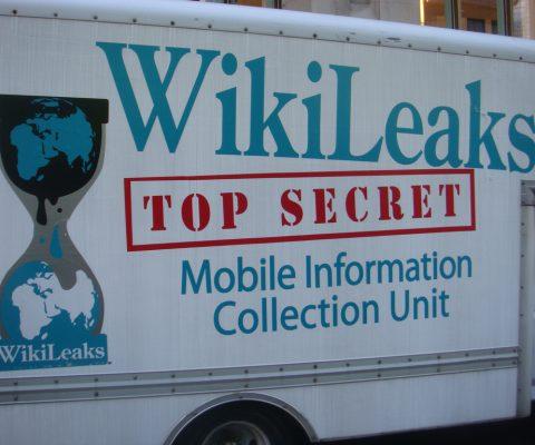 Wikileaks révèle que la CIA espionne les outils connectés