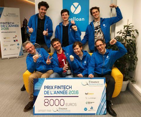 France: Yelloan, spécialiste du crédit à la consommation, élue «Fintech de l'année 2016»